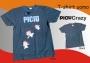 T-shirt PiciuCrazy